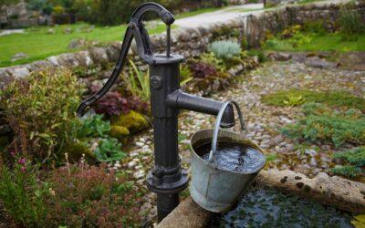 Vattenproblem med grävd eller borrade brunn?