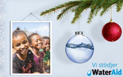 Årets julklapp: Rent vatten!