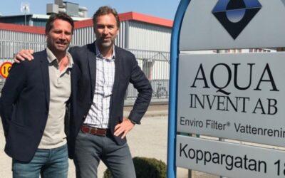 Nielnord invest köper Aquainvent